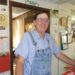 Stephen Simmons - Co-owner, has worked for the company since the doors opened in 1972.